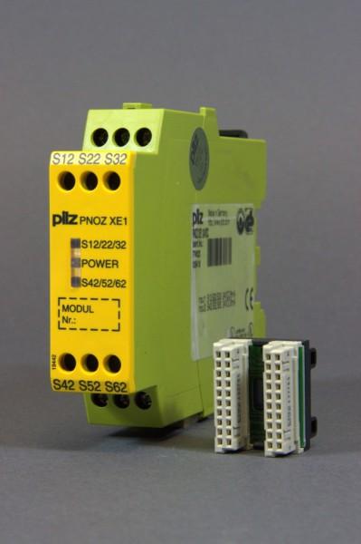 pilz pnozplus sicherheitsrelais