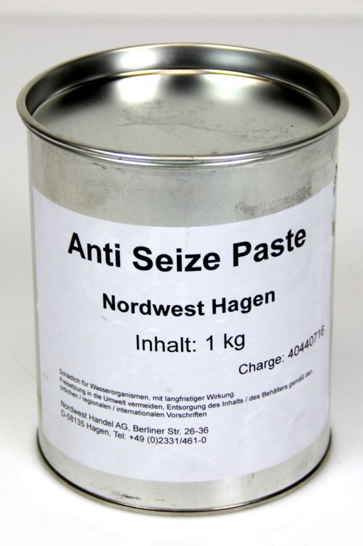 anti seize paste anti seize 1 kg 1000 g can 30 1150 c. Black Bedroom Furniture Sets. Home Design Ideas