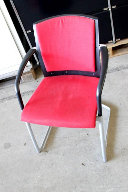 k nig neurath freischwinger b rostuhl stuhl mit armlehne. Black Bedroom Furniture Sets. Home Design Ideas
