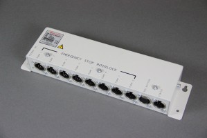 BOC EDWARDS - EMS Module Essembly - Emergency Stop Modul - D37380500 – Bild 1