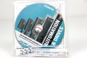 SIEMENS A5E01045378A MICROMASTER 420/430/440 DOCUMEN./COMMISS. SOFTWARE NEU NEW – Bild 1