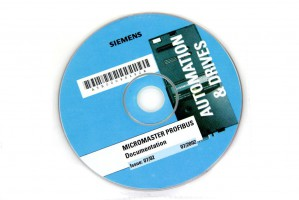 SIEMENS A5E00098192A MICROMASTER PROFIBUS DOCUMENTATION SOFTWARE NEU NEW – Bild 1