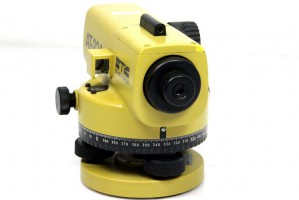 TOPCON AT 22A Nivelliergerät Automatic Level Dumpy level + KOFFER – Bild 3