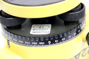 TOPCON AT 22A Nivelliergerät Automatic Level Dumpy level + KOFFER – Bild 4