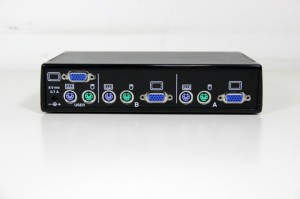 AVOCENT - SwitchView 2-Port PS2 KVM - 520-194-005 – Bild 2