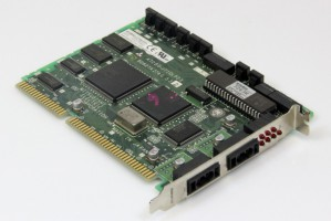 MITSUNISHI - PCI MELSECNET / 10 Interface Fiber Optic - A70BDE-J71QLP23 – Bild 1